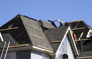 Строительство крыш загородных домов